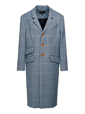 Anouki wool blend structured coat