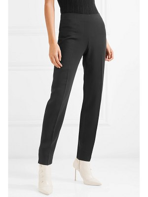 Antonio Berardi stretch-crepe slim-leg pants