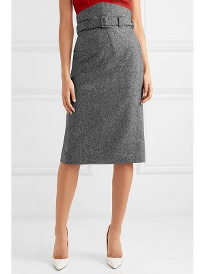 Antonio Berardi wool-tweed pencil skirt