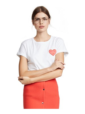 Anya Hindmarch chubby heart t-shirt