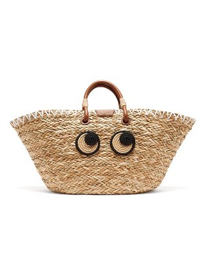 Anya Hindmarch eyes large seagrass basket bag