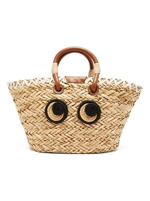 Anya Hindmarch eyes small seagrass basket bag
