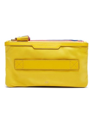 Anya Hindmarch filing cabinet clutch