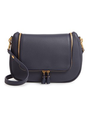 Anya Hindmarch mini vere leather shoulder satchel