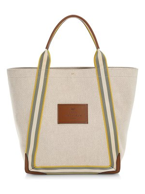 Anya Hindmarch pont canvas tote