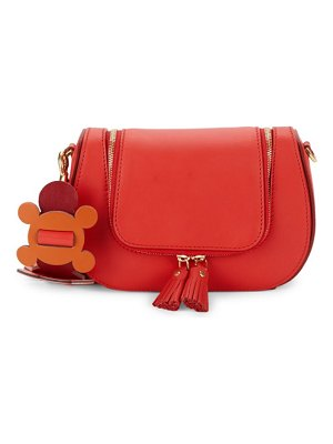 Anya Hindmarch Vere Mini Leather Satchel
