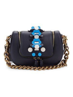Anya Hindmarch Vere Mini Leather Shoulder Bag