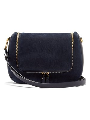 Anya Hindmarch Vere Suede Shoulder Bag