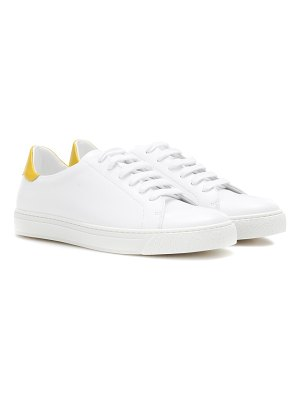 Anya Hindmarch Wink leather sneakers