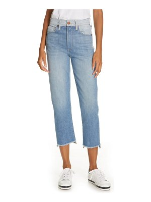 AO.LA by alice + olivia ao. la by alice + olivia amazing two-tone girlfriend jeans
