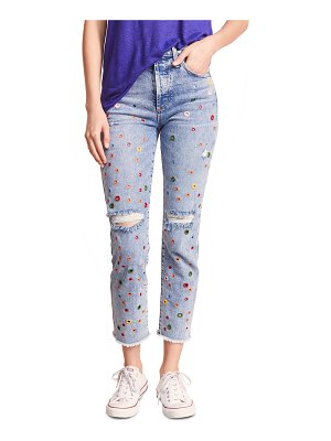 AO.LA by alice + olivia ao. la by alice + olivia girlfriend jeans