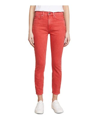 AO.LA by alice + olivia ao. la by alice + olivia good high rise ankle skinny jeans