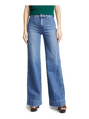 AO.LA by alice + olivia ao. la by alice + olivia gorgeous high rise jeans