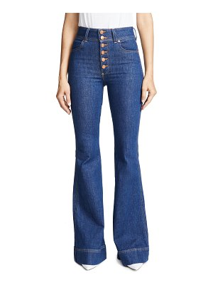 AO.LA by alice + olivia ao. la by alice + olivia high rise bell jeans