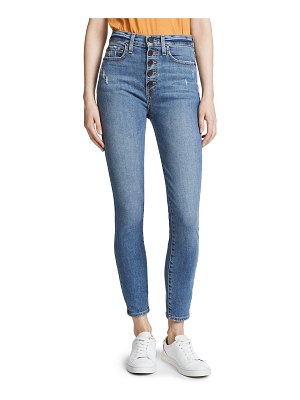 AO.LA by alice + olivia ao. la by alice + olivia high rise button fly jeans