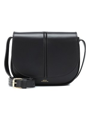 A.P.C. betty leather crossbody bag