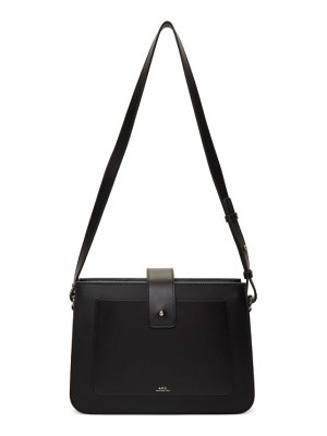 A.P.C. black albane bag
