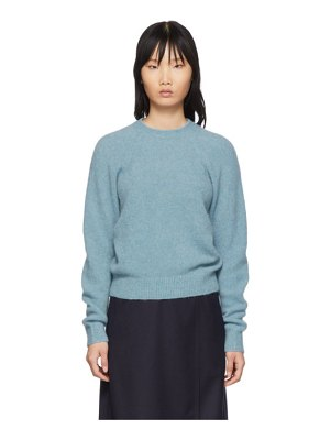 A.P.C. blue wendy sweater