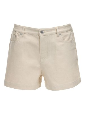 A.P.C. Cotton denim shorts