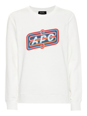 A.P.C. cotton sweatshirt