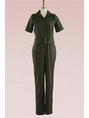 A.P.C. Gina Cotton Jumpsuit