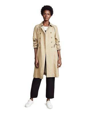 A.P.C. jackie trench
