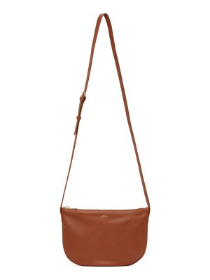 A.P.C. red maelys bag