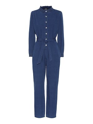 A.P.C. Ronnie chambray jumpsuit