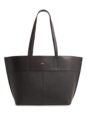 A.P.C. small totally leather tote