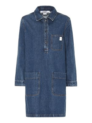 A.P.C. x carhartt aurelia denim dress