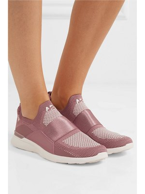 APL: Athletic Propulsion Labs techloom bliss mesh and neoprene sneakers
