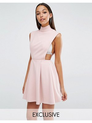 AQ/AQ AQ/AQ Sorah High Neck Mini Dress