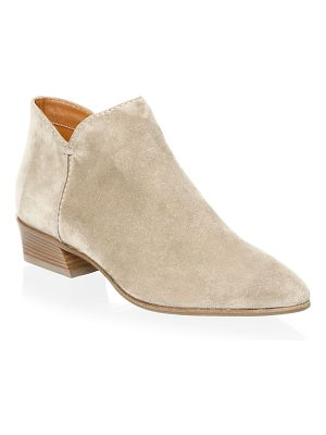 Aquatalia faydell suede ankle boots
