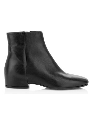 Aquatalia ulyssa leather ankle boots