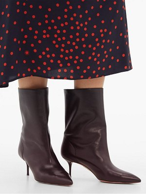 Aquazzura very boogie 60 leather boots