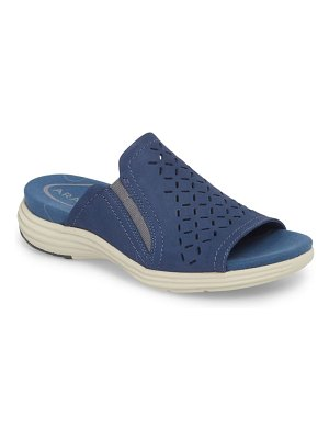 Aravon beaumont slide sandal