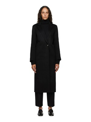 Arch The silk and cashmere coat