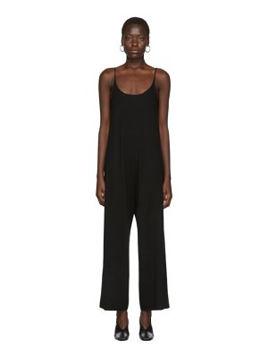 Arch The silk and cashmere jumpsuit