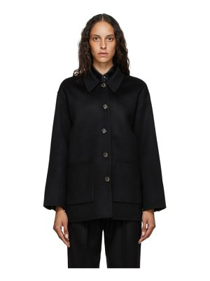 Arch The ssense exclusive  silk and cashmere jacket