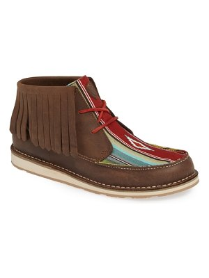 Ariat cruiser fringe chukka boot