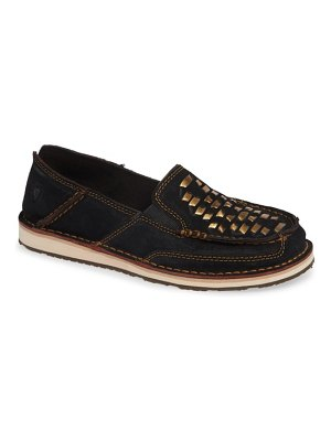 Ariat cruiser woven loafer