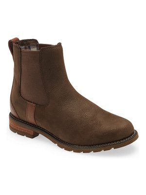 Ariat wexford waterproof chelsea boot