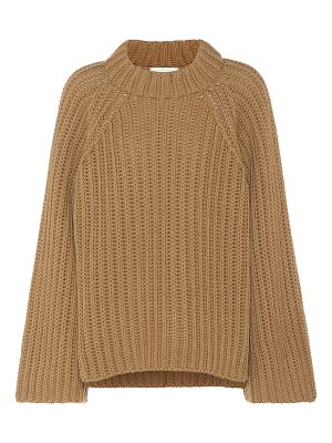 ARJÉ steph wool and silk sweater