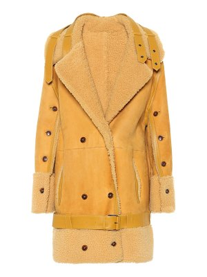 ARJÉ venus reversible shearling coat