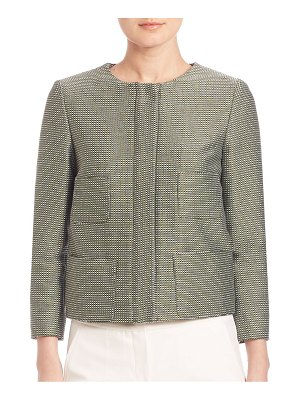 Armani Collezioni milly tweed jacket