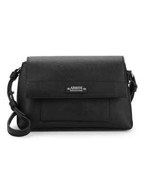 Armani Collezioni Mini Leather Shoulder Bag