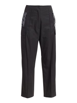 artica-arbox cropped trousers