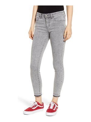 Articles of Society carly release hem ankle skinny jeans