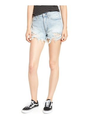Articles of Society meredith cutoff denim shorts