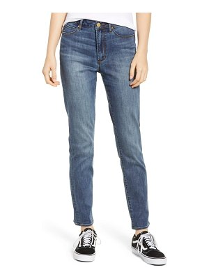 Articles of Society rene high waist straight leg jeans